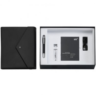 SET AUGMENTED PAPER BLACK V3 MONTBLANC