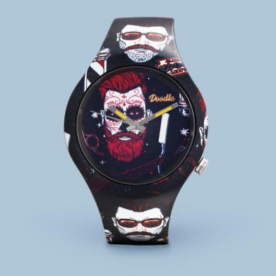 RELOJ DOODLE HIPSTER WATCH