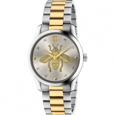 RELOJ GUCCI G-TIMELESS MD SBRUSHY BEE