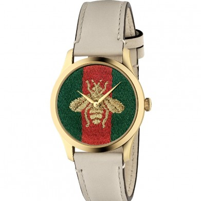 RELOJ GUCCI G TIMELESS MD GRG AND BEE