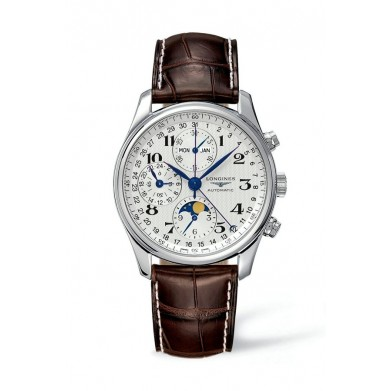 RELOJ LONGINES MASTER COLLECTION FASE LUNAR 42MM
