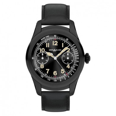 RELOJ MONTBLANC SUMMIT STEEL NEW TECNOLOGY